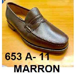 653 A-11 MARRON